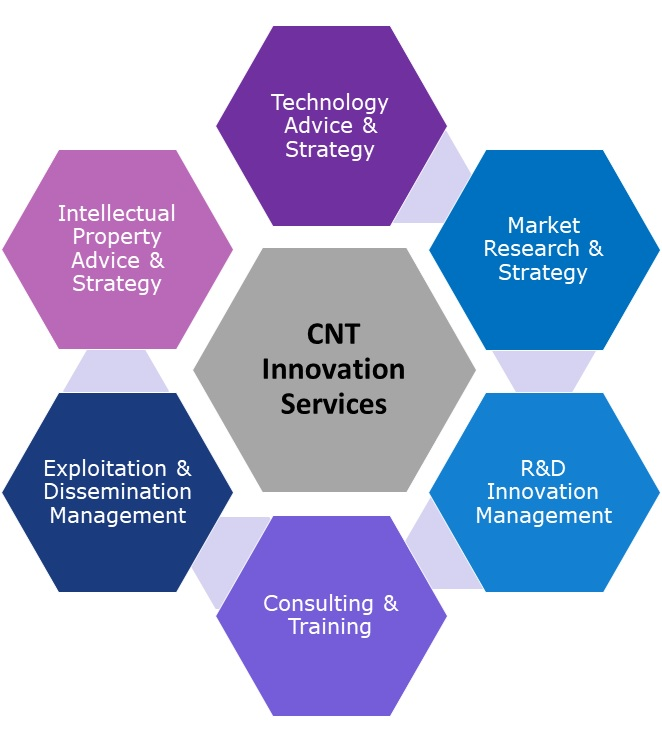 CNT Innovation services